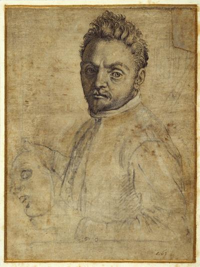 Giovanni Gabrielli, 'Il Sivello'-Agostino Carracci-Giclee Print