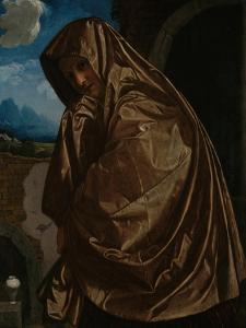 Mary Magdalene, 1530S by Giovanni Girolamo Savoldo