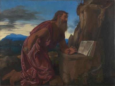 Saint Jerome, C. 1527-1530