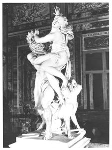 Pluto and Proserpina, 1621-22 by Giovanni Lorenzo Bernini