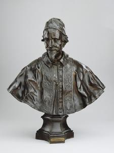 Pope Clement Ix, C.1669/78 (Bronze) by Giovanni Lorenzo Bernini
