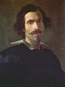 Self Portrait by Giovanni Lorenzo Bernini