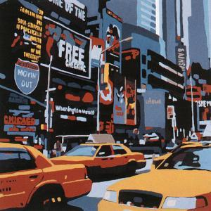 Cabs of New-York by Giovanni Manzo