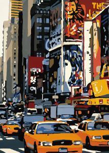 Manhattan by Giovanni Manzo
