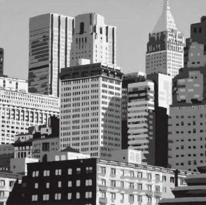View of New York by Giovanni Manzo