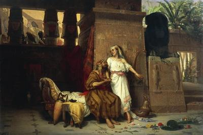 Abraham and Sarah at the Court of the Pharaohs, 1875