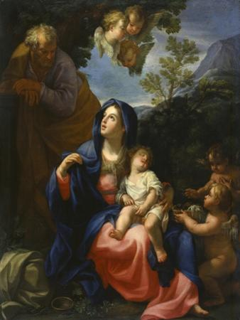 The Rest on the Flight into Egypt, c.1720-30