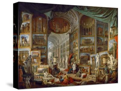 Picture Gallery with Views of Ancient Rome (Roma Antic)