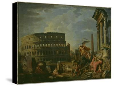 Landscape With Colosseum