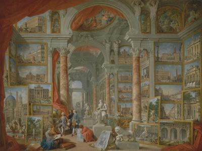 Modern Rome, 1757