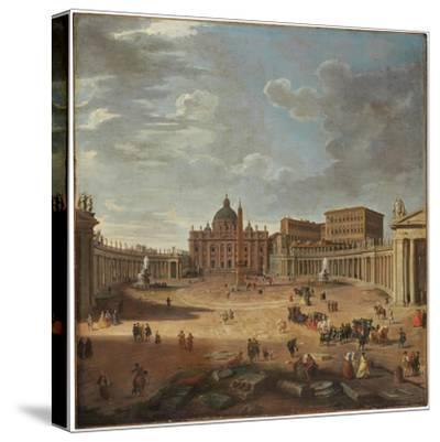 View of St. Peter's Square, Rome