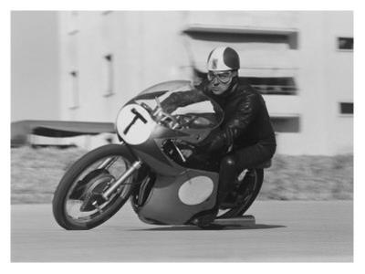 Ducati GP Motorcycle