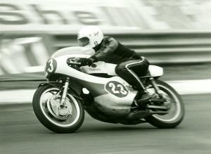 GP Motorcycle by Giovanni Perrone
