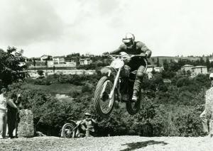 Husqvarna MX Motorcycle by Giovanni Perrone
