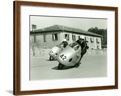 NSU GP Motorcycle