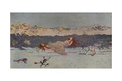'The Punishment of Luxury', 1891 (1935)