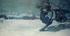 The Wicked Mother, 1897 by Giovanni Segantini