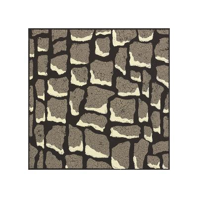 Giraffe Skin-Susan Clickner-Giclee Print