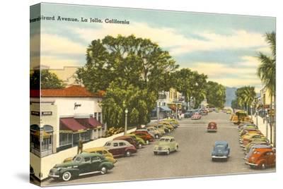 Girard Avenue, La Jolla, California