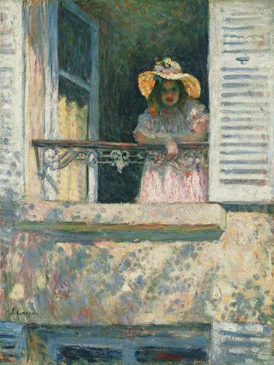 Girl at the Window; Fillette a La Fenetre, C.1903-1904--Giclee Print