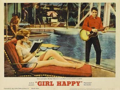 Girl Happy, 1965--Art Print