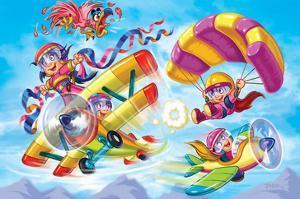 Girl Power - Pilots