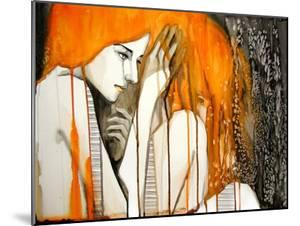 Girl with Orange Hair