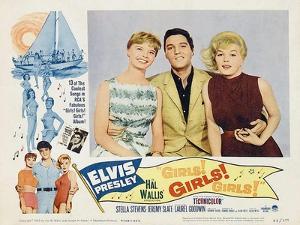 Girls! Girls! Girls!, 1962