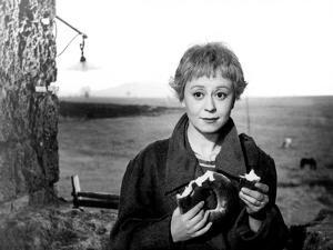 Giuletta Masina in 'La Strada', 1954