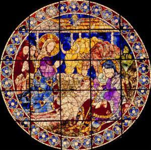 Birth of Christ by Giulio Romano
