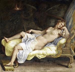 Dream of Ecuba by Giulio Romano