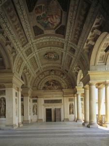 Frescoes by Giulio Romano