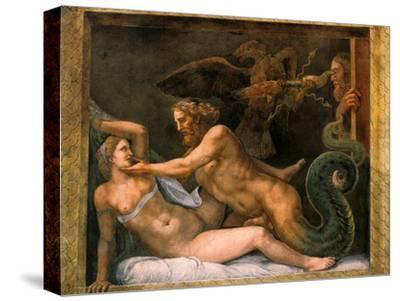 Jupiter and Olympia, 1526-1534