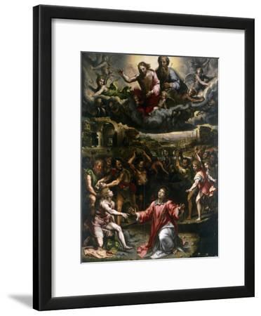 St Stephen's Martyrdom