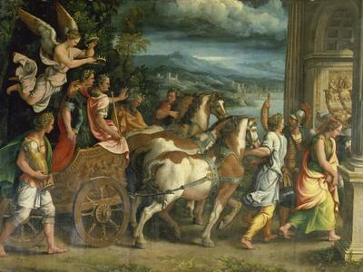 The Triumph of Titus and Vespasian, C. 1537