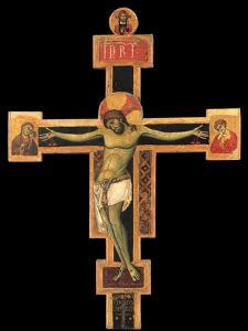Christ on the Cross by Giunta Pisano