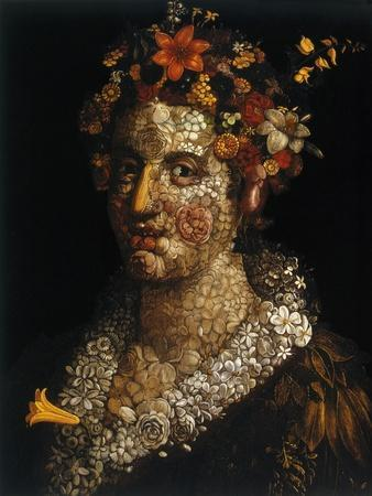Flora, C1591