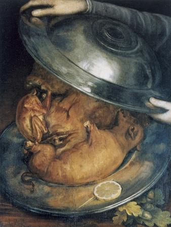 The Cook, C1570
