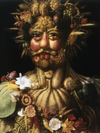 Vertumnus - Rudolf Ii, C1590