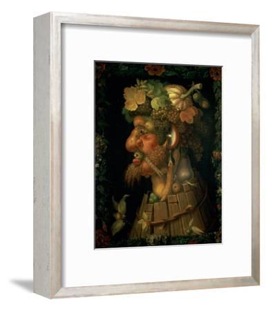 Autumn, from a Series Depicting the Four Seasons, Commissioned by Emperor Maximilian II