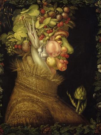 Giuseppe Arcimboldo, Summer, 1573