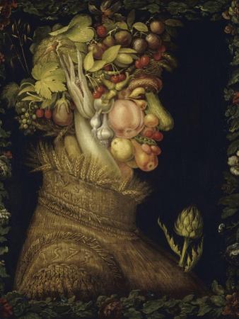 L'Eté by Giuseppe Arcimboldo
