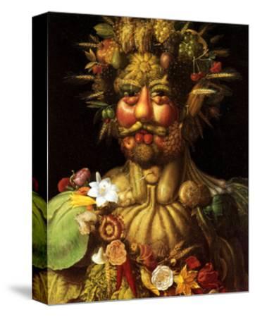 Surreal Portrait of Emperor Rudolf II, 1590