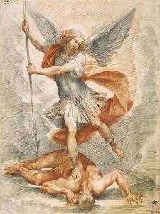 Saint Michael the Archangel, C1629-1630 by Giuseppe Cesari