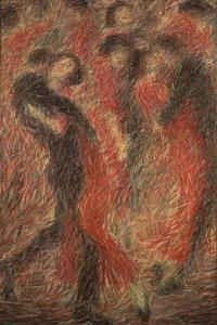 Tango by Giuseppe Cominetti