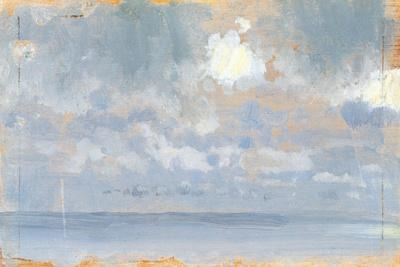 Study of Clouds (Studio Di Nubi)