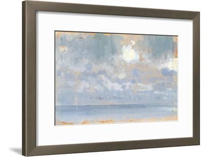 Study of Clouds (Studio Di Nubi)