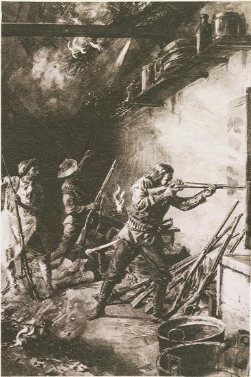 Giuseppe Garibaldi--Giclee Print