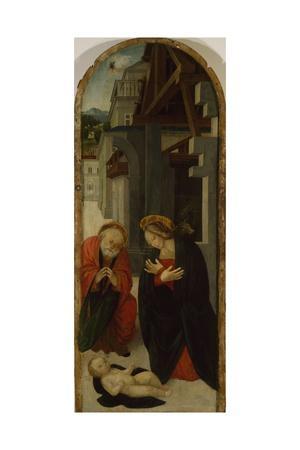 Adoration of Infant Jesus