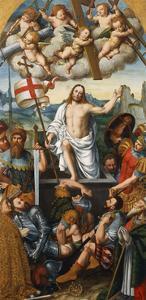 The Resurrection of Christ by Giuseppe Giovenone